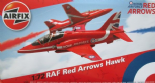 AIR02005C  1/72 BAe Hawk T.1 Red Arrows 2016 Scheme